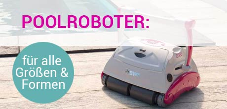 Zur Poolroboter Aktion