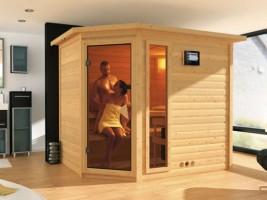Sauna Tanami, 264x198x212 cm, 3 Personen