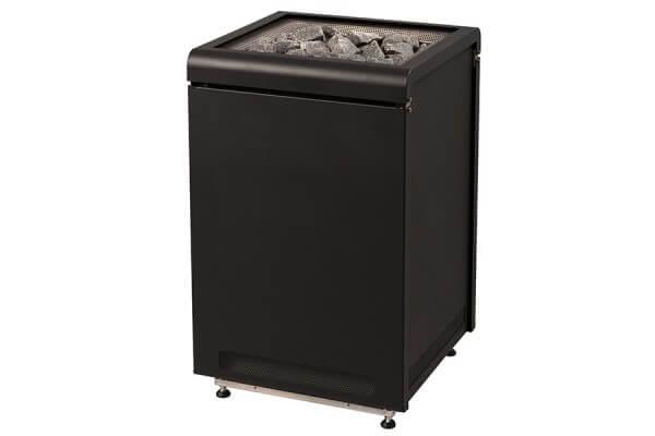 Saunaofen Concept R Black 9 kW - ohne Steuerung