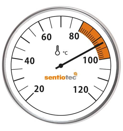 Thermo-Hygrometer Basic 100 mm