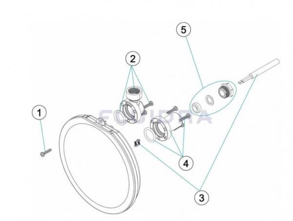 Leuchtmittel LumiPlus Flexi V1 warmweiß AC 12V, 16W