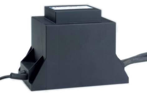Sicherheitsschutztrafo 12V, 75 oder 150 W, für LED