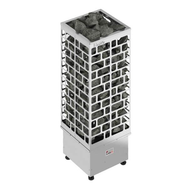 Saunaofen ARI Cubos 9 kW - ohne Steuerung