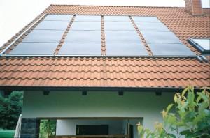 Premium Solar - Solarabsorber Grundset 7,2 m²