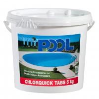 Chlorquick Tabs 3 kg