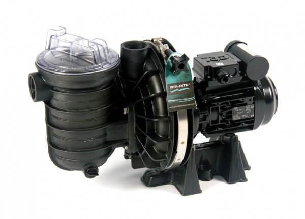 Poolpumpe Duraglas I P-STR-073 (5P2RD-3), 400 V