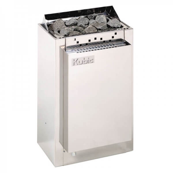Saunaofen Cubic Kombi 6 kW ohne Steuerung