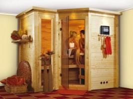 Sauna Sahib 2, 264x198x212 cm, 3 Personen