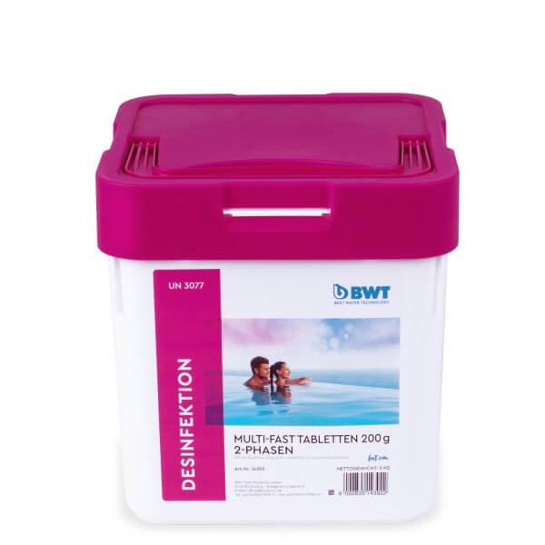 BWT AQA marin Multi-fast, Tabletten 200 g 2-Phasen, 5 kg