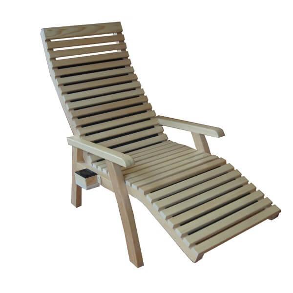 Comfort Relax Stuhl, 154 x 75 x 104 cm, 1 Person