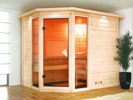 Sauna Sinai 3, 264x198x212 cm, 3 Personen
