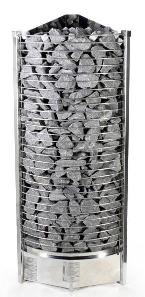 Saunaofen Corner Tower Heater 12 kW - externe Steuerung
