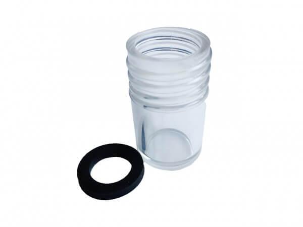 Schauglas für 6-Wege-Ventil