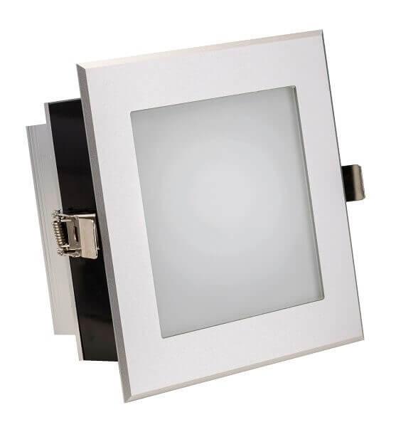 LED-Spot eckig 18 W, 74 x 174 x 95 mm