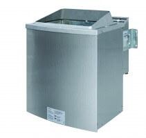 Bio-Saunaofen-Set Kombi 9 kW - inkl. Steuerung Modern