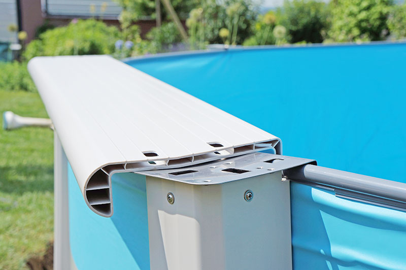 Montage- und Aufbauanleitungen für Stahlwandpools