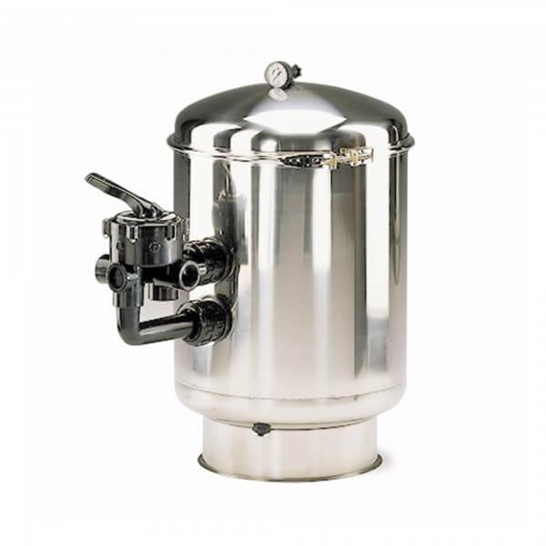 Filterkessel Edelstahl V4A Standard D600