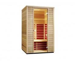 Infrarotkabine TrioSol Cedar 125, 125x110x198 cm, 2 Personen