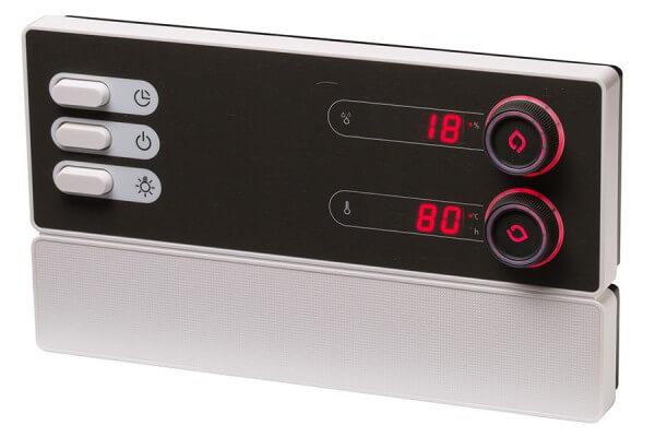 Saunasteuerung Pro B3 Combi inkl. Ofenfühler