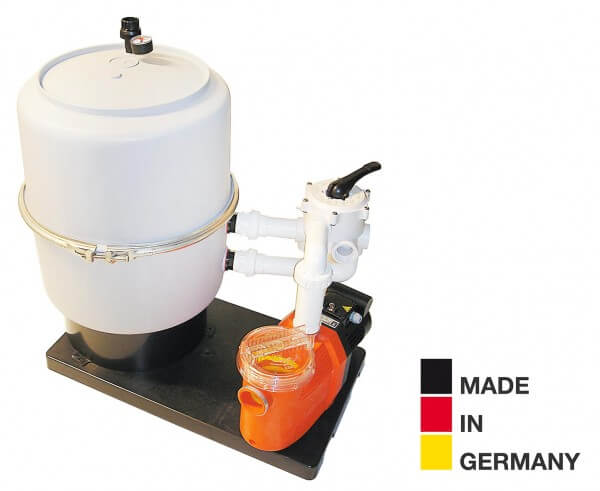 Sandfilteranlage Prime AP600, Ø 600mm, 14m³/h, bis 60m³