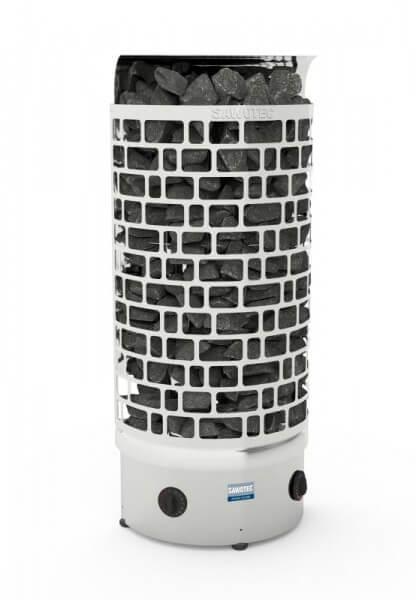 Saunaofen ARI Wall 7,5 kW - integrierte Steuerung