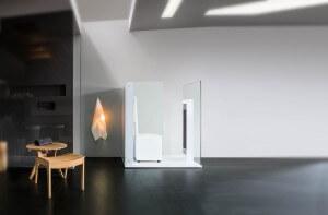 Infrarotkabine AIR solo, 125x78x143 cm, 1 Person, verschiedene Farben