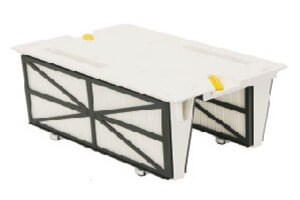 Ersatzfilterkartusche im Set zu 4 Stk. 70 µ
