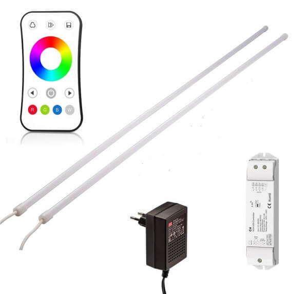 LED Röhren Anschlussset 2x16,2 W