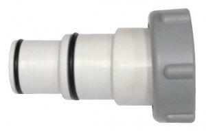 """Adapter A, Ø 32 / 38 mm x 2"""" IG, H=92 mm"""
