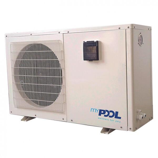 Pool Wärmepumpe Basic 4, 3,8 kW, 28 m³ Pools