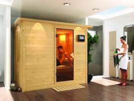 Sauna Sonara, 264x198x212 cm, 3 Personen