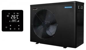 Wärmepumpe Climexel Pioneer Inverter 12,5 kW, 60 m³ Pools