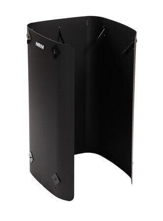 Hitzeschutzmantel WL550 komplett 3-seitig für Harvia 20 Pro