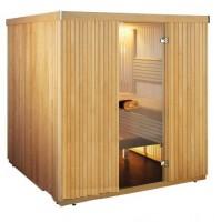 Sauna Variant Line S2015, 195x150x203 cm, 3 Personen