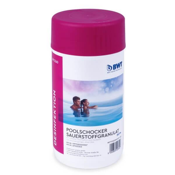 BWT AQA marin Sauerstoff, Granulat, 1 kg