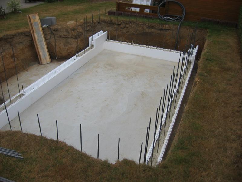 stahlwandbecken ovalpool ohne beton einbauen mit conzero oval